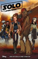 Star Wars: Solo - A Star Wars Story Cover