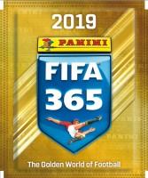 Panini FIFA 365 2019 Stickerkollektion – Tüte