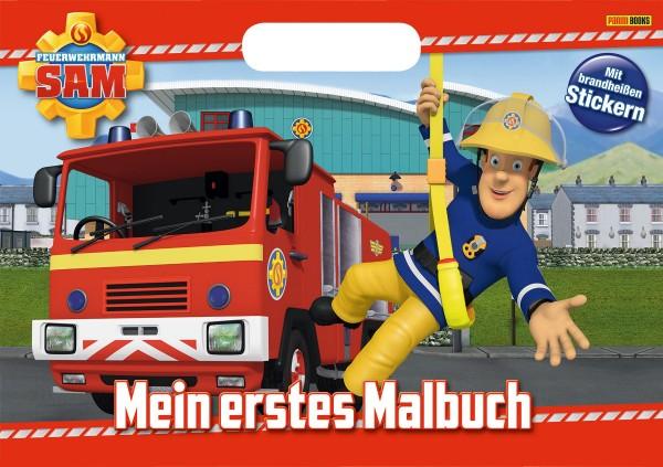 Feuerwehrmann Sam - Mein erstes Malbuch