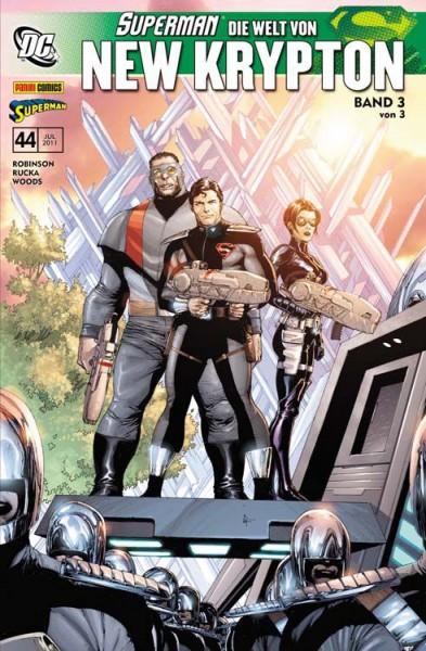 Superman Sonderband 44: Die Welt von New Krypton 3