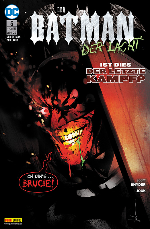 Der Batman, der lacht 5