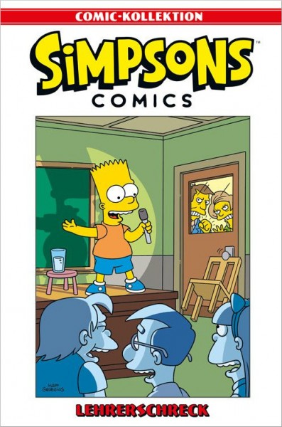 Simpsons Comic-Kollektion 15: Lehrerschreck Cover