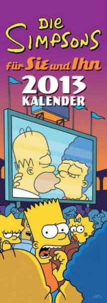 Simpsons - Paarplaner 2013