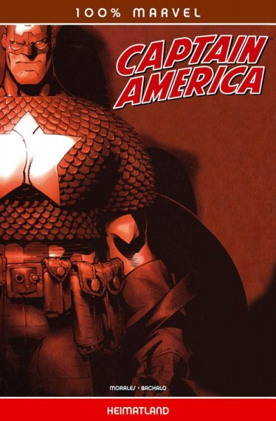 100% Marvel 12: Captain America - Heimatland