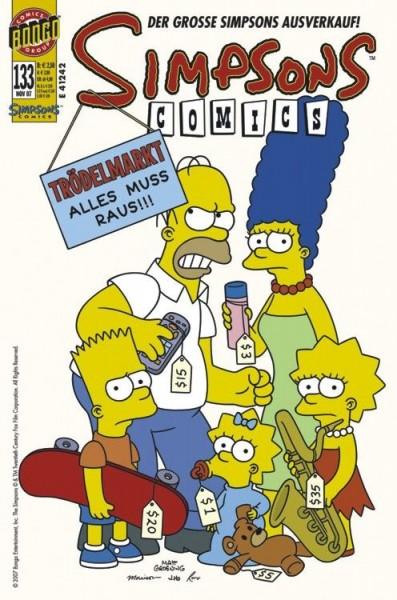 Simpsons Comics 133