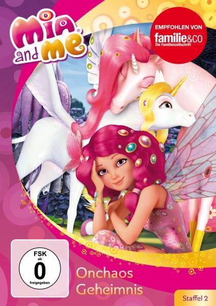 Mia and Me: Staffel 2: Vol. 4: Onchaos Geheimnis