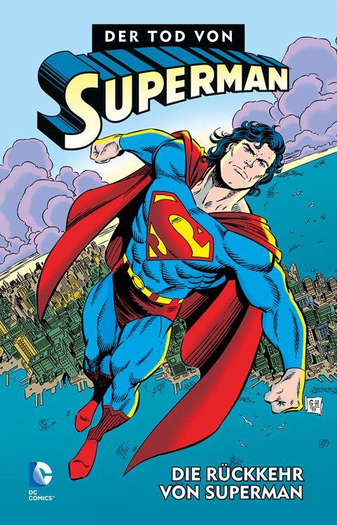 Der Tod von Superman 4: Die Rückkehr...