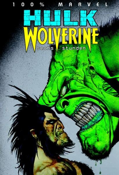 100% Marvel 2: Hulk/Wolverine - Sechs Stunden