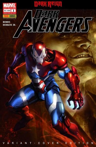 Dark Avengers 1 Variant