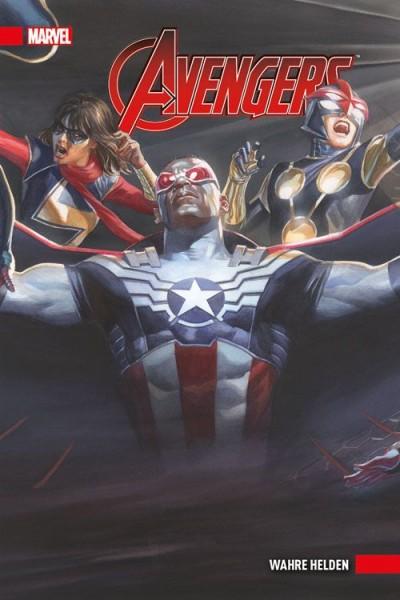 Avengers Paperback 4 (2017): Wahre Helden Hardcover