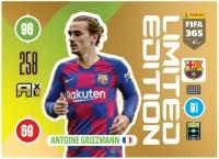 Panini FIFA 365 Adrenalyn XL 2021 Kollektion – LE-Card Antoine Griezmann vorne