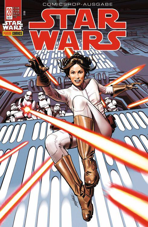 Star Wars 28: Captain Phasma 2 -...