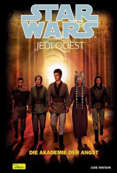 Star Wars Jedi Quest 6: Die Akademie der Angst