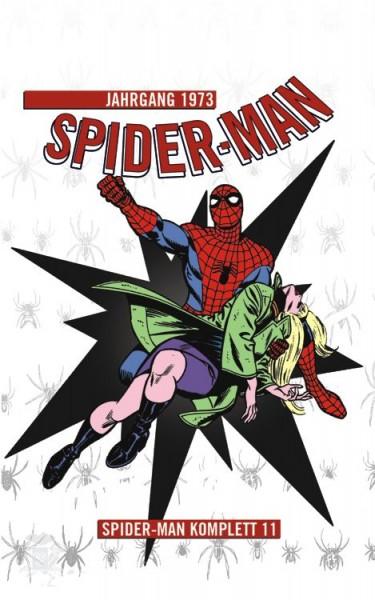 Spider-Man Komplett 11 (Jahrgang 1973)