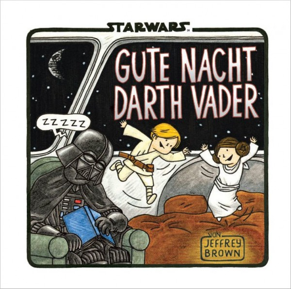 Star Wars: Gute Nacht, Darth Vader Cover