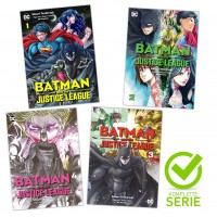 Batman und die Justice League Komplett-Bundle