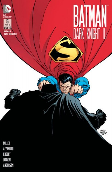 Batman: Dark Knight III 5