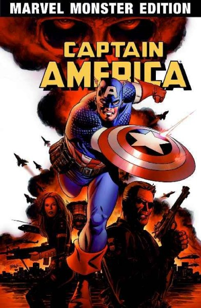 Marvel Monster Edition 12: Captain America 1