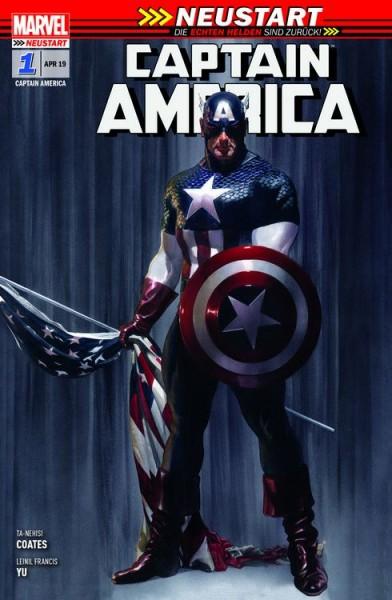 Captain America 1 - Neuanfang