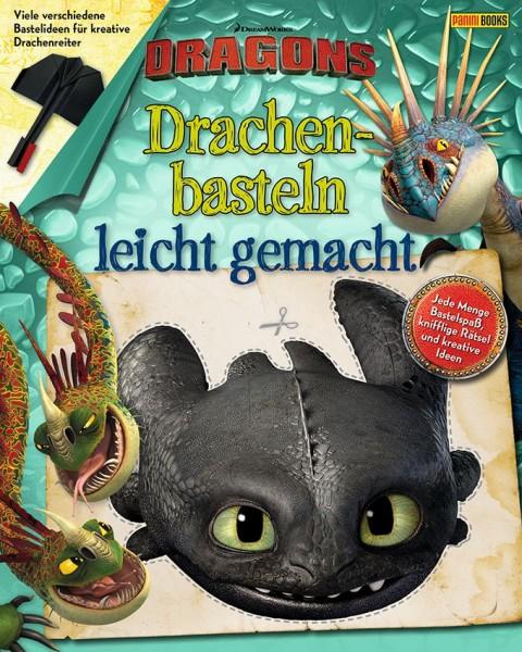 Dragons - Drachenbasteln leicht gemacht