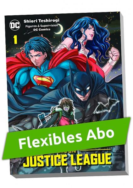 Flexibles Abo - Batman und die Justice League