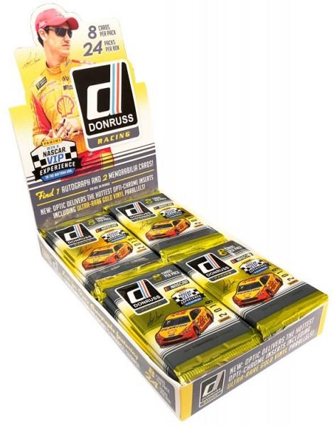 NASCAR 2019 Panini DONRUSS Trading Cards - Hobbybox