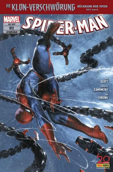 Spider-Man 12 (2016): Die Klon-Verschwörung - Rückkehr der Toten 2