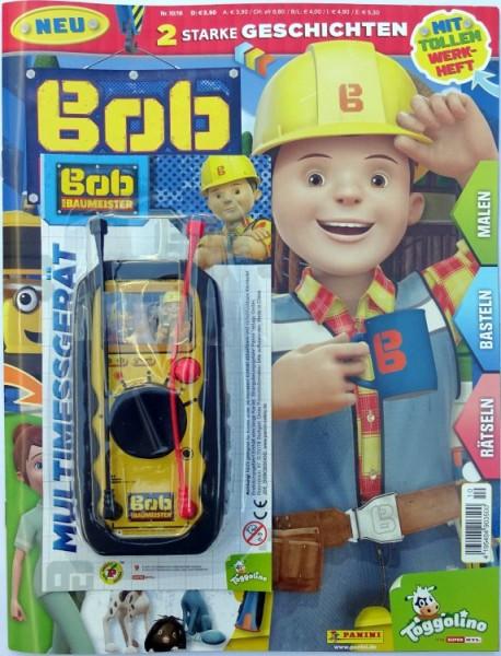Bob der Baumeister Magazin 10/16