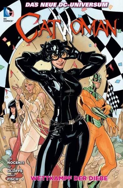 Catwoman 6 (2012): Wettkampf der Diebe