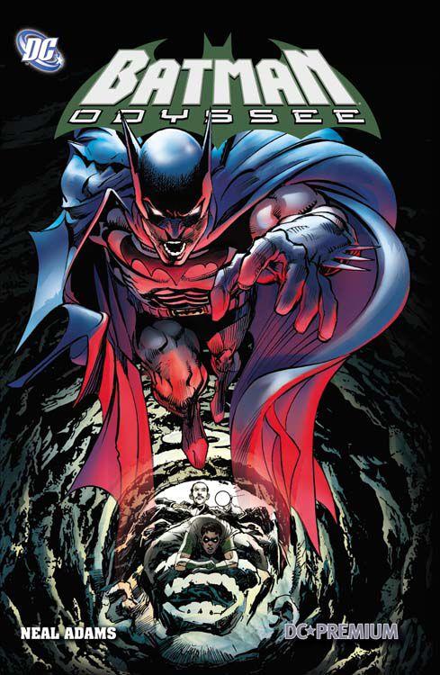 DC Premium 76: Batman - Odyssee 1