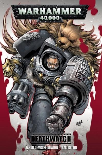 Warhammer 40.000: 4: Deathwatch