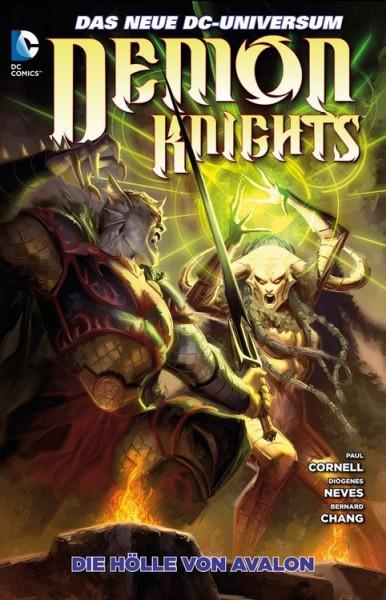 Demon Knights 2
