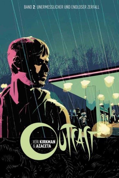 Outcast 2: Unermesslicher und endloser Zerfall Cover