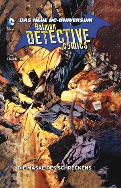Batman Detective Comics 2: Die Maske des Schreckens Hardcover