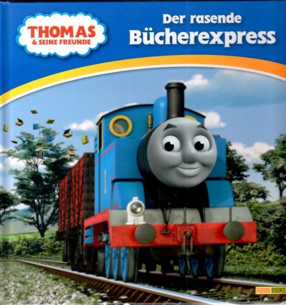 Thomas und seine Freunde - Geschichtenbuch 2: Der Rasende Bücherexpress