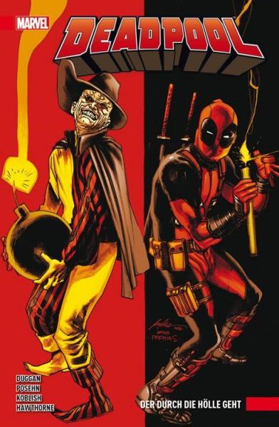 Deadpool Paperback 3: Der durch die Hölle geht