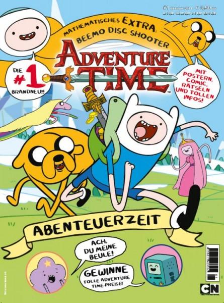 Adventure Time - Magazin 1