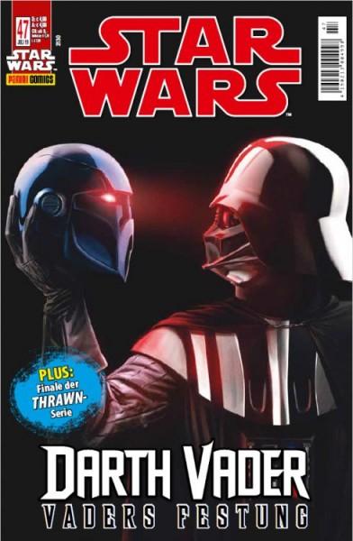 Star Wars 47: Vaders Festung 4 & Thrawn 6 (Kiosk-Ausgabe)