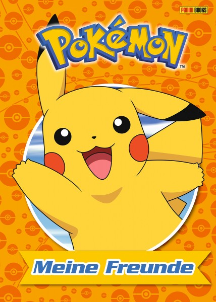 Pokémon - Meine Freunde Cover
