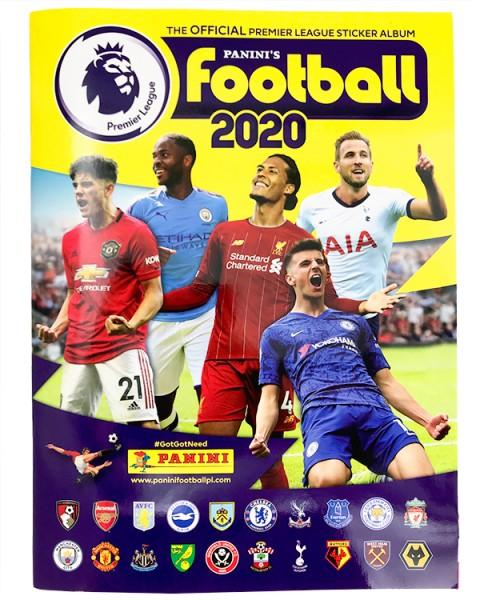 Premier League 2020 Stickerkollektion - Album