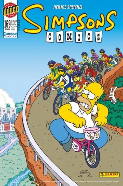 Simpsons Comics 169