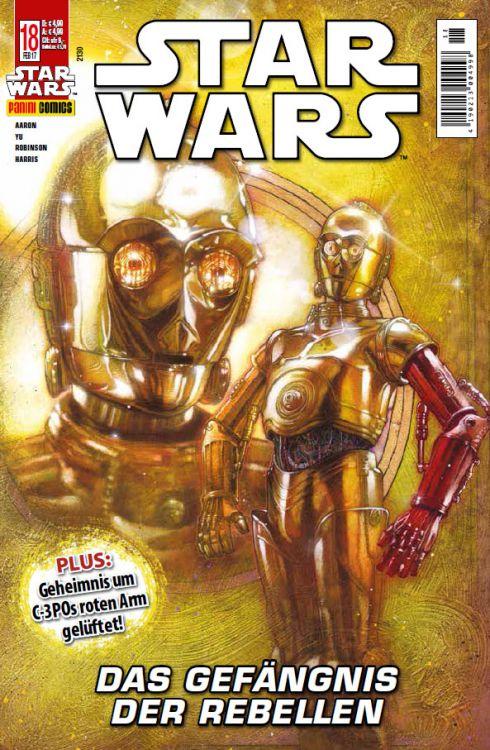 Star Wars 18 (Kiosk-Ausgabe)