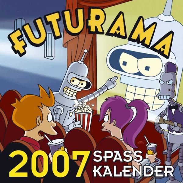 Futurama - Spass-Kalender (2007)