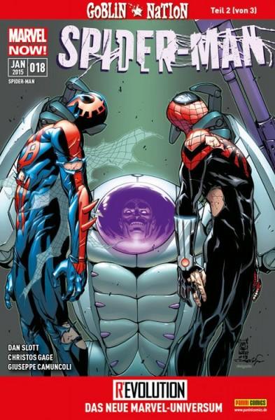 Spider-Man 18: Goblin Nation 2