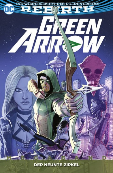 Green Arrow Megaband 1 - Der neunte Zirkel