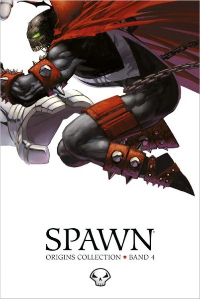 Spawn Origins Collection 4 Cover