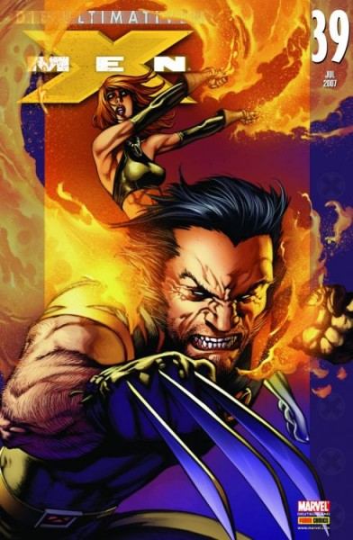 Die Ultimativen X-Men 39
