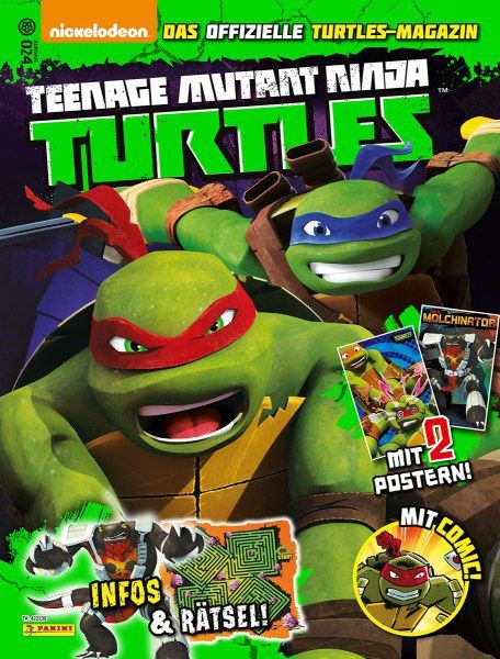 Teenage Mutant Ninja Turtles - Magazin 24