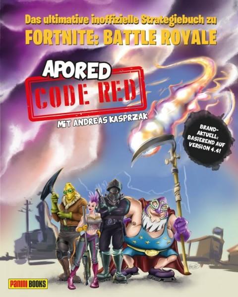Code Red: Das ultimative inoffizielle Strategiebuch zu Fortnite - Battle Royale