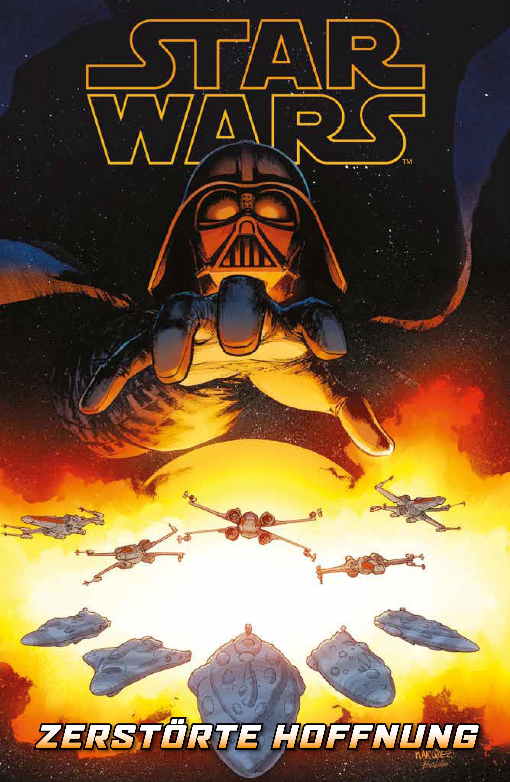 Star Wars Sonderband 116: Zerstörte...
